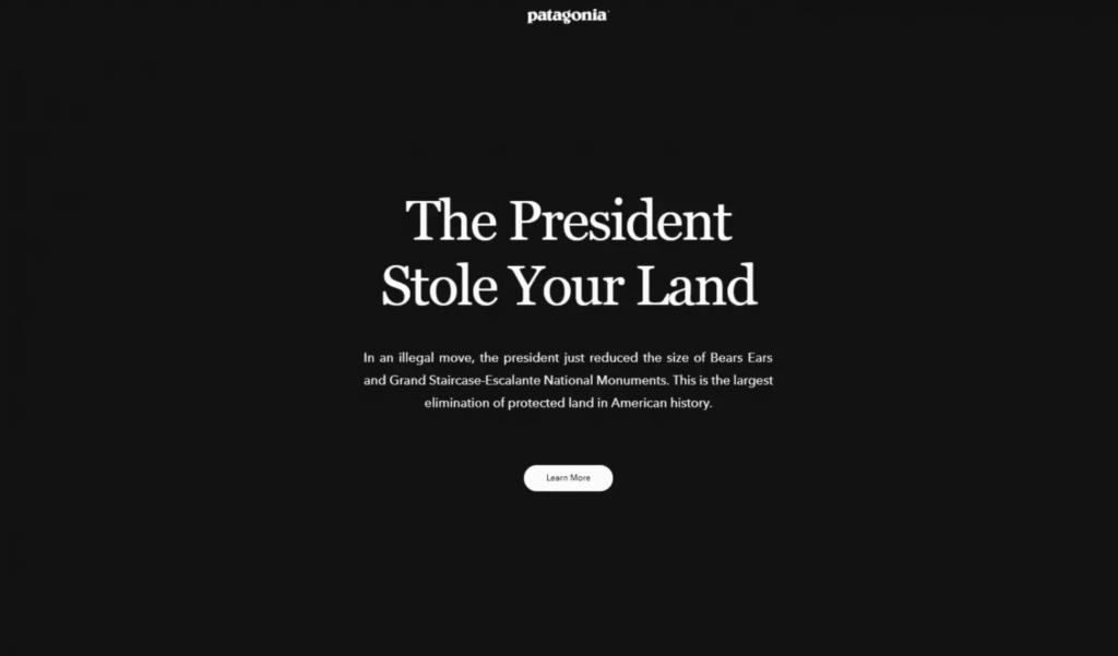 patagonia land